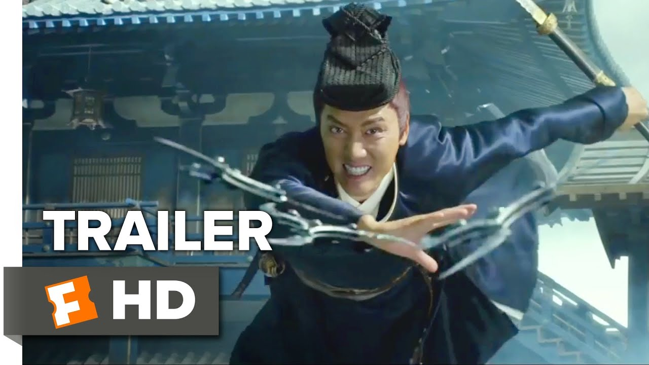 Download Detective Dee: The Four Heavenly Kings Trailer #1 (2018) | Movieclips Indie