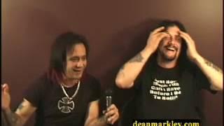 Cinderella's Jeff LaBar & Eric Brittingham Talk Dean Markley Guitar Strings