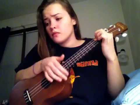 There\'s a Tear in My Beer by Hank Williams / Jr. Ukulele Cover ...