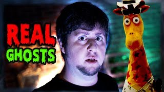 REAL GHOSTS - JonTron Video
