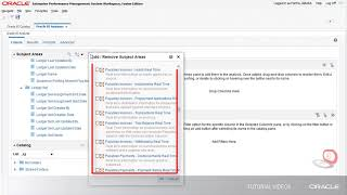 Financials Common Module | Explore Financials Subject Areas in Oracle Transactional Business Intelligence video thumbnail