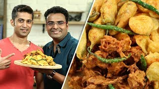 Batata vada indian street food simple recipes sanjeev kapoor bhajia recipe how to make homemade bhajias varun inamdar feat fitness special with forumfinder Gallery
