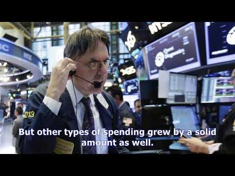 Tech gains help lift us stocks higher