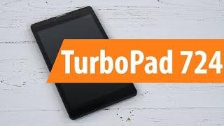 распаковка TurboPad 724 / Unboxing TurboPad 724