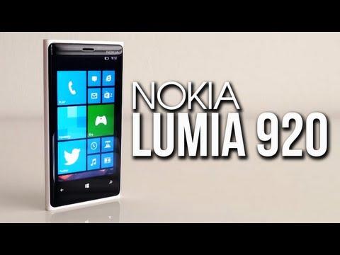 Nokia Lumia 920 - Recenzja - Test (PL)