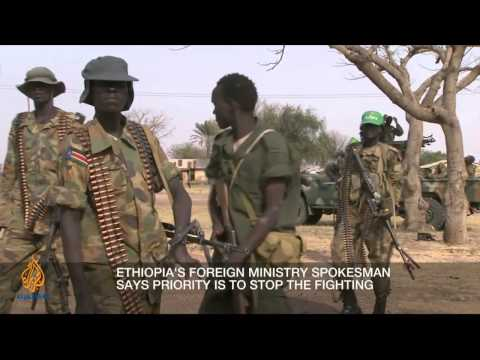 Inside Story - Can diplomacy help South Sudan?