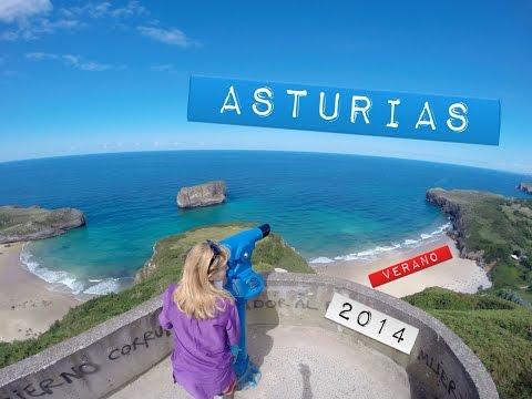 Verano Asturias 2014 Gopro Hero 3+