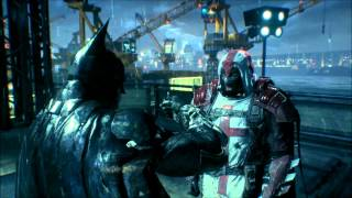 "Batman Arkham Knight Azrael ""Heir to the Cowl"" Kill Batman"