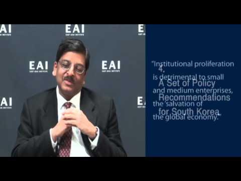 [Smart Q&A: Vinod Aggarwal] Free Trade Agreement Networks in East Asia(동아시아 FTA 네트워크와 한국의 전략)