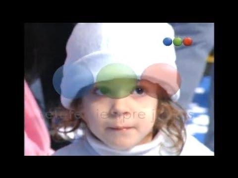 Martina Stoessel de pequeña en