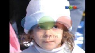 """Martina Stoessel de pequeña en """"VideoMatch"""" (Telefé)"""