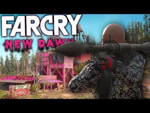 FAR CRY NEW DAWN - Posto avançado nível 2 , Em Português PT-BR! CO-OP #15 thumbnail