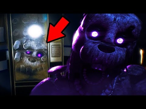 A HIDDEN ANIMATORNIC WAS HERE ALL ALONG... || Those Nights at Rachels 2 (ENDLESS MODE)