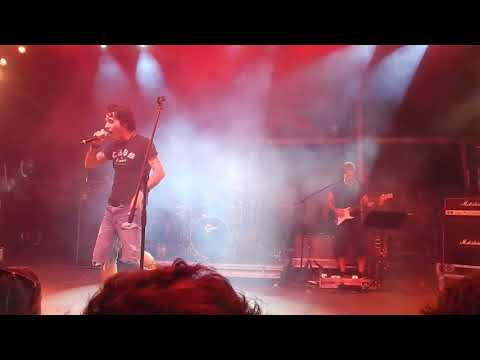 dinho ouro preto - I fought the law - the clash cover - rock district
