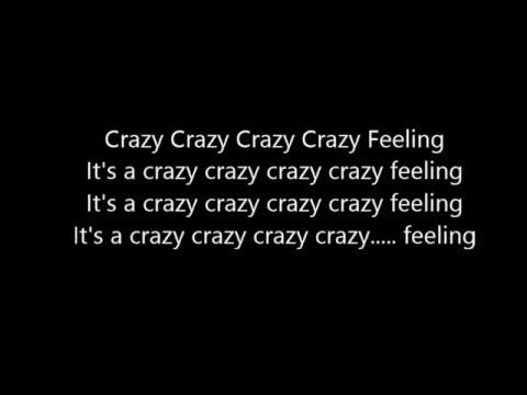 Crazy Feeling Karaoke Nenu SailajaWith Lyrics