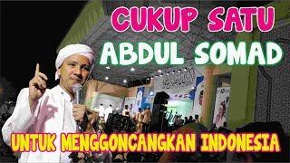 Cukup Satu Abdul Somad Untuk Menggoncangkan Indonesia, Ceramah Habib Novel Alayd