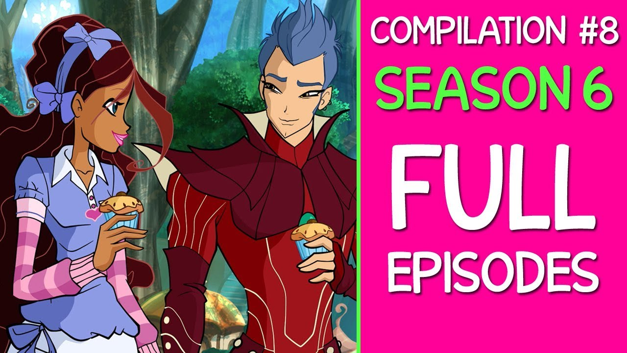 Download Winx Club - Season 6 Full Episodes [22-23-24]