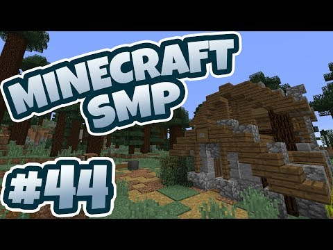 Minecraft SMP - Ep 44 - Better Late Than Never!