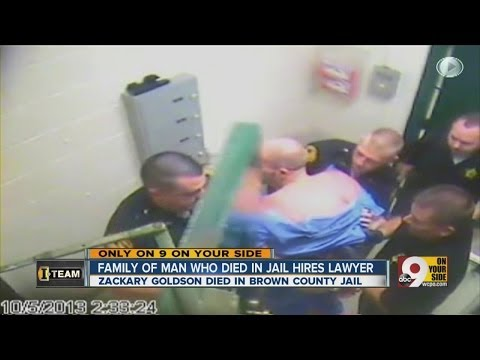 Family of man who died in jail hires lawyers