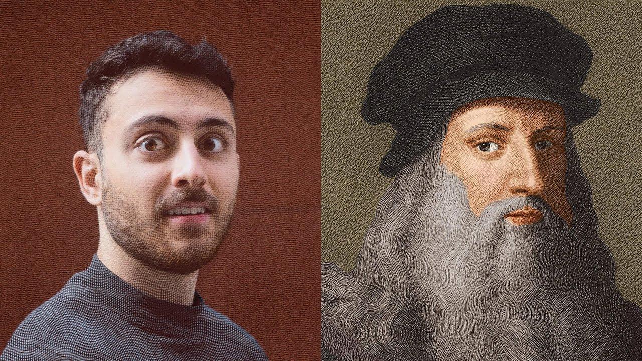<div>I Tried Da Vinci's (Insane) Daily Routine: Here's What Happened</div>
