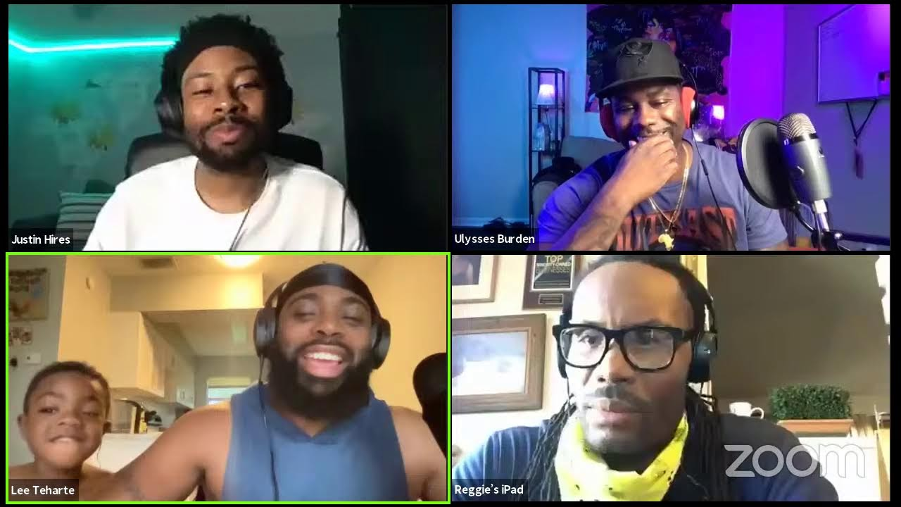 When White People Attack!!! | Guest: Reggie Al-Ahad Khabeer | Day 1s with Justin Hires #38