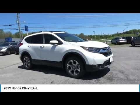 2019 Honda CR-V EX-L NewNew or Used H47502