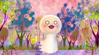 赤ちゃん泣き止む!「しろめちゃんのうた」(16分連続再生) thumbnail
