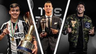 Ronaldo VS Neymar VS Dybala ●Despacito vs Rockabye●  FIFA Best Player 2017-1080p
