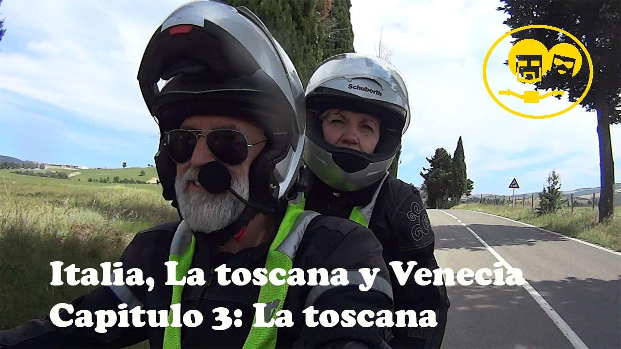 Viaje en moto Florencia y Venecia Cap 3