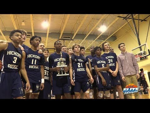 Hickory Ridge vs CC Griffin 2019 Cabarrus County Middle School Ship