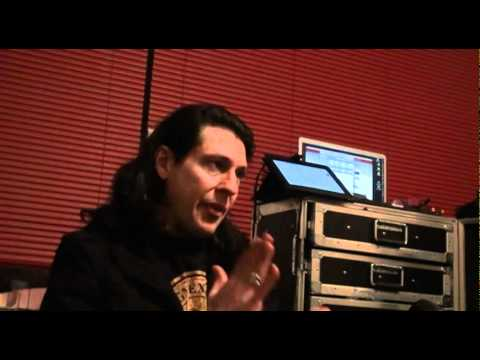 Dream Theater, Interview Mike Mangini on Tour 5.2.12