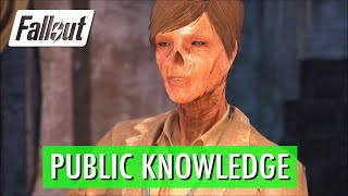 fallout 4 public knowledge w intelligence bobblehead