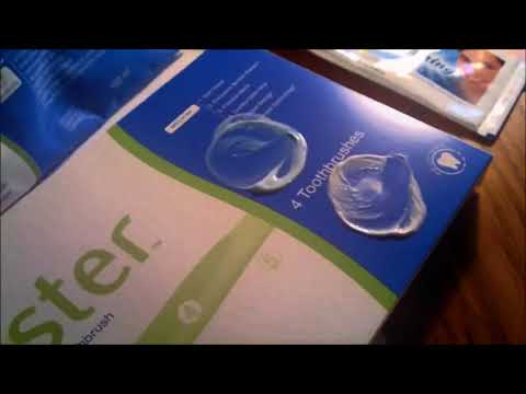 Amway зубная паста Glister Глистер VS Colgate Колгейт