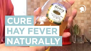 How To Cure Hay Fever Naturally http://faceyogamethod.com/ - Face Yoga Method