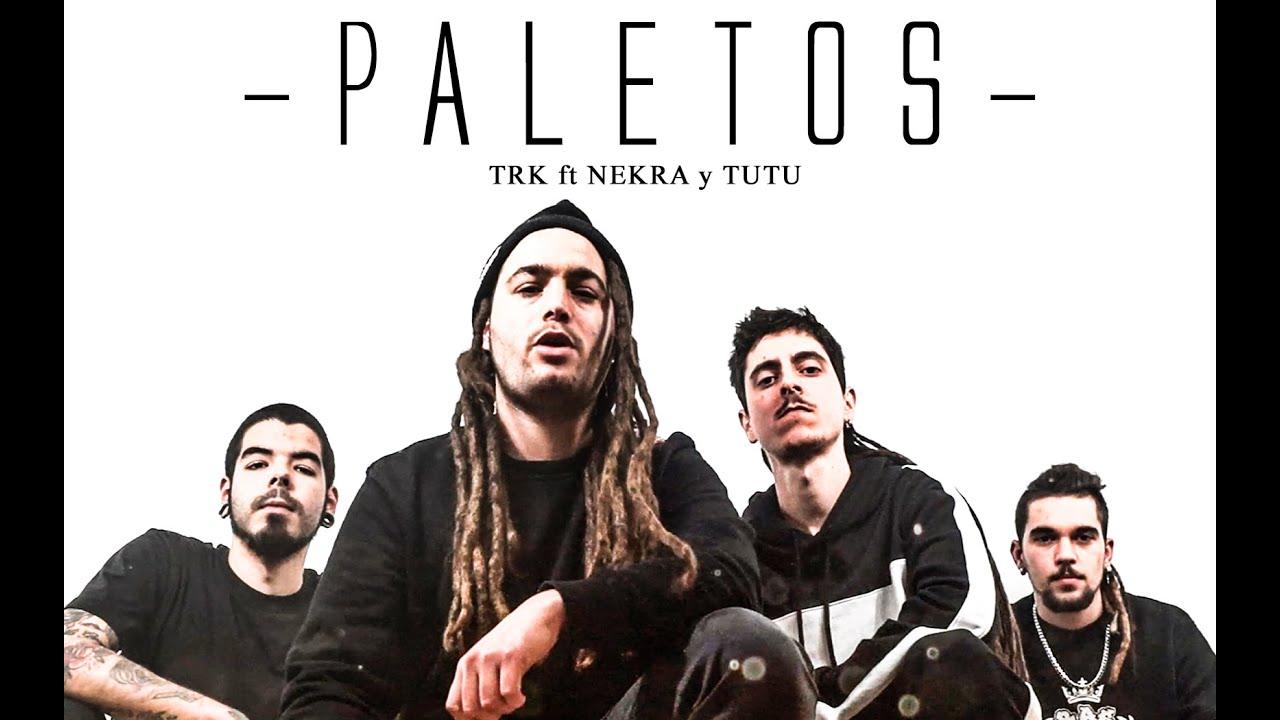 Download T.R.K. - PALETOS (ft. Nekra y Ras Tutu) // T.R.K. & Friends [ÑAÑO BEATS]
