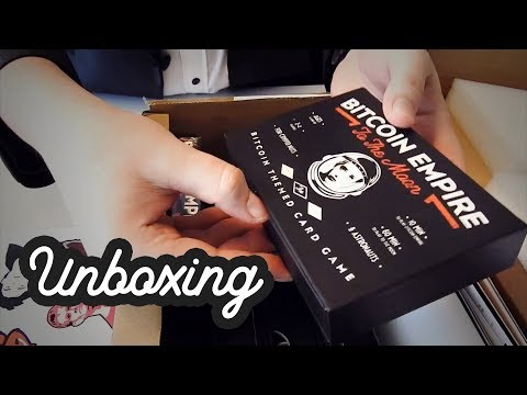Unboxing the Prototype - Bitcoin Empire: To The Moon