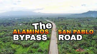 The 1.36 billion Pesos Bypass Road Alaminos - San Pablo Laguna