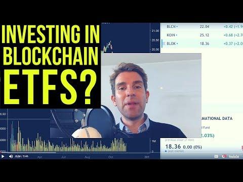 How To Invest In Blockchain ETFs? 🔗