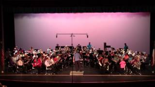 34 Pro Texana Concert March 34 By Alfred Reed