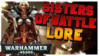 Sisters of Battle: History & Lore - Age of Apostasy, Adepta Sororitas | Warhammer 40,000