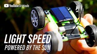 Under the Hood of a Solar Race Car