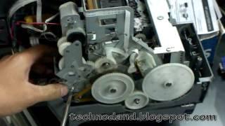 Cara Mengatasi Printer Epson 1390 Blinking GENERAL ERROR 1390 ( PF motor error )