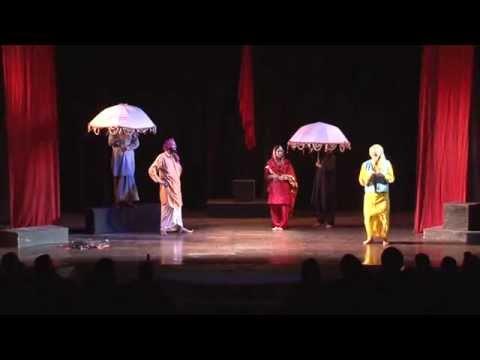 Punjabi Play / Drama 'Pul Sirat' about  Punjab Partition, writer Swarajbir direc: Kewal Dhaliwal