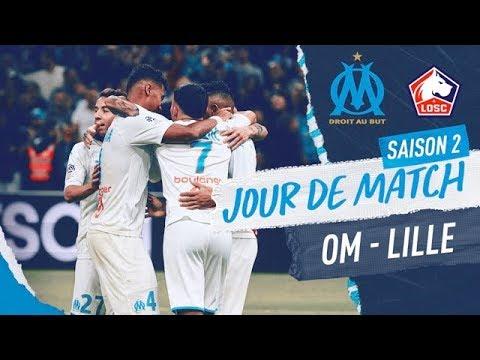 OM 2-1 Lille L Les Coulisses De La Victoire