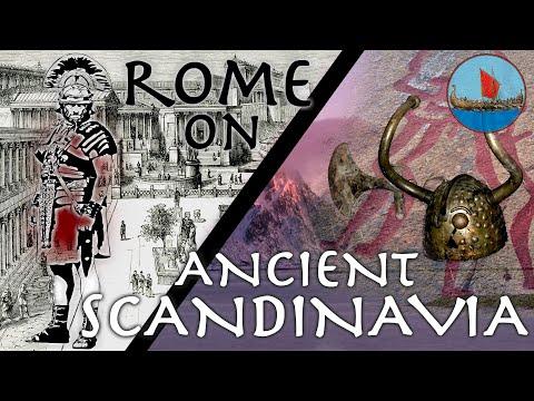 Roman Historian Describes Ancient Scandinavia // Before The Vikings // Tacitus 97 AD
