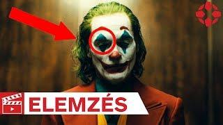 Ez derült ki a Joker első előzeteséből