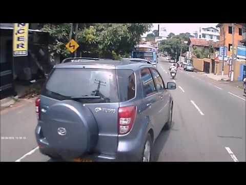 CRAZY ROAD RAGE INCIDENT WITH