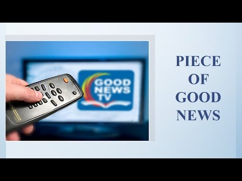 Real Ielts speaking test part 2| Describe a piece of good news you heard from TV or internet