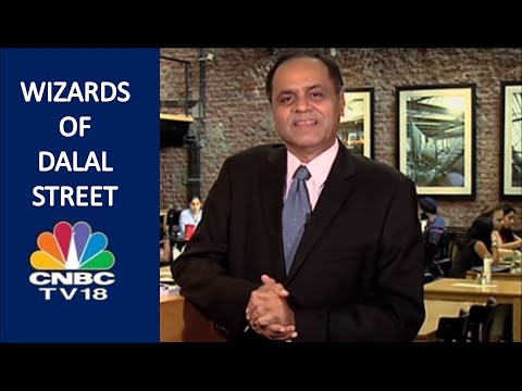 SUNIL SINGHANIA : Wizards of Dalal Street (Part 1)