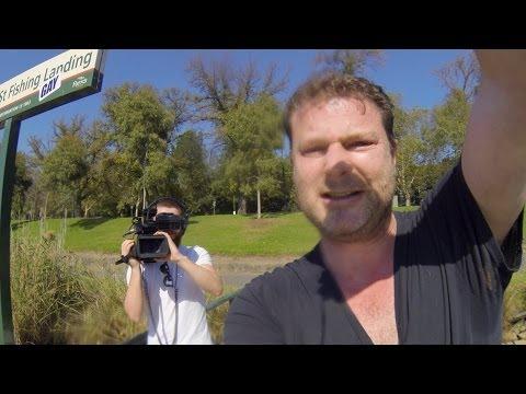 Throwing Gopro Camera into Melbourne's Yarra River & Port Phillip Bay